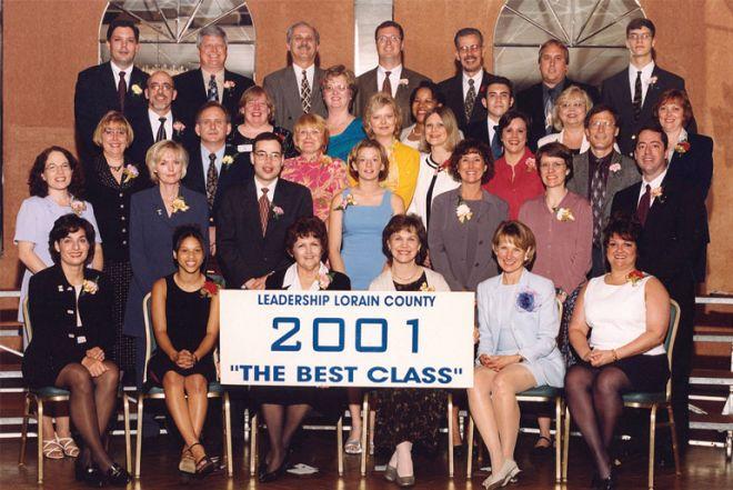 2001 Signature Class