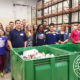 Giving Back at Second Harvest Food Bank
